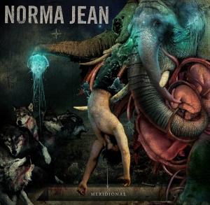 Norma Jean : Meridional album cover